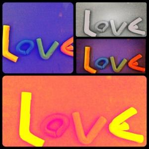 Clay Shapes Love