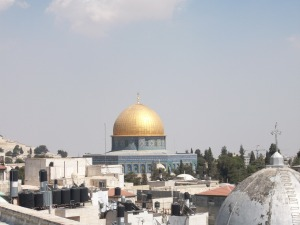 The Temple Mount, Jerusalem