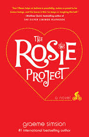 The Rosie Project Book Cover