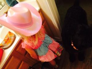Miniature Cowgirl